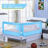 "HK 56"" Toddlers Safety Bed Rail For Children Infant"