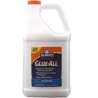 Elmers Gallon Glue-All Glue