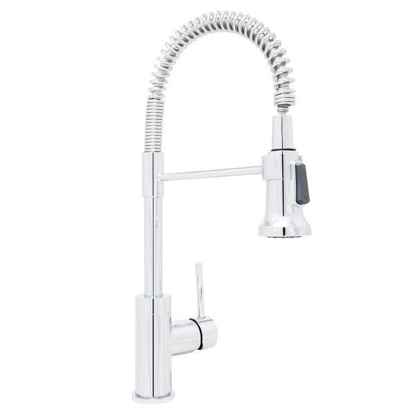 Mirabelle MIRXCPS101 Presidio Kitchen Faucet - N/A