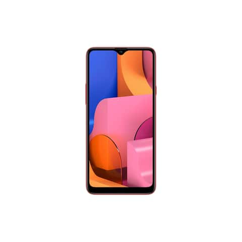 Samsung Galaxy A20s A207M 32GB DUOS GSM Unlocked Phone (International Variant/US Compatible LTE) - (Certified Refurbished)