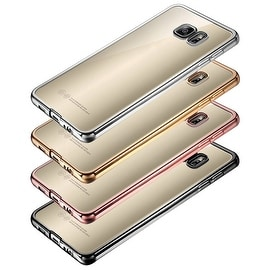 For Samsung Galaxy S6 Luxury Aluminum Ultra-thin Mirror Metal Case Cover