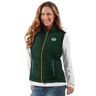 Link to Green Bay Packers First Down Polyfill Vest Similar Items in Women's Outerwear