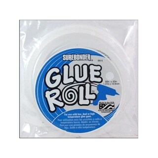 "Surebonder Glue Stick Roll 60"" Standard"