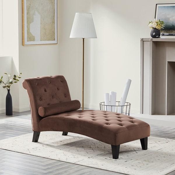 Shop Belleze Chaise Lounge Leisure Chair Rest Sofa Couch ...