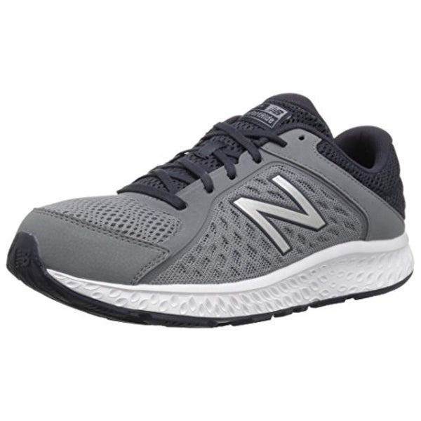 578d2243d9bbc Shop New Balance Men's 420V4 Cushioning Running Shoe - Free Shipping Today  - Overstock - 27320481