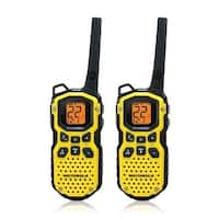 Motorola MS350R two-way radio Up To 35 Mile Range
