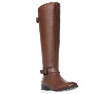 Jessica Simpson Rinne Riding Boots - Bourbon