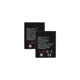 Replacement Battery for ZTE Li3716T42P3h594650 (2-Pack) Replacement Battery