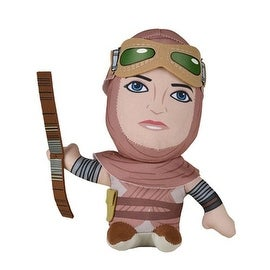 Star Wars The Force Awakens Super Deformed Rey Plush Toy