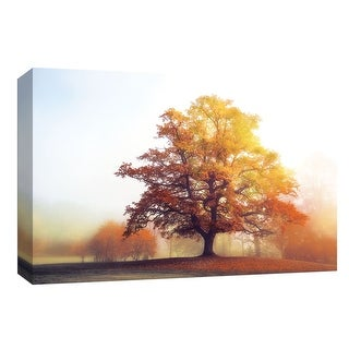 """PTM Images 9-148301  PTM Canvas Collection 8"""" x 10"""" - """"Glowing Warmth"""" Giclee Rural Art Print on Canvas"""