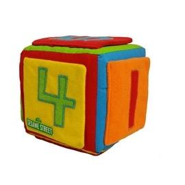 Gund Sesame Street Shapes & Colors Activity Cube