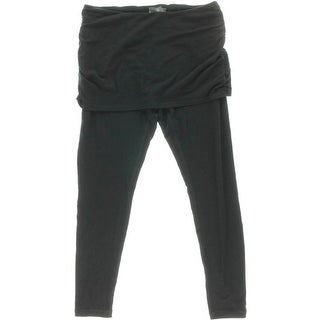 Zella Womens Skirted Relaxed Fit Athletic Pants