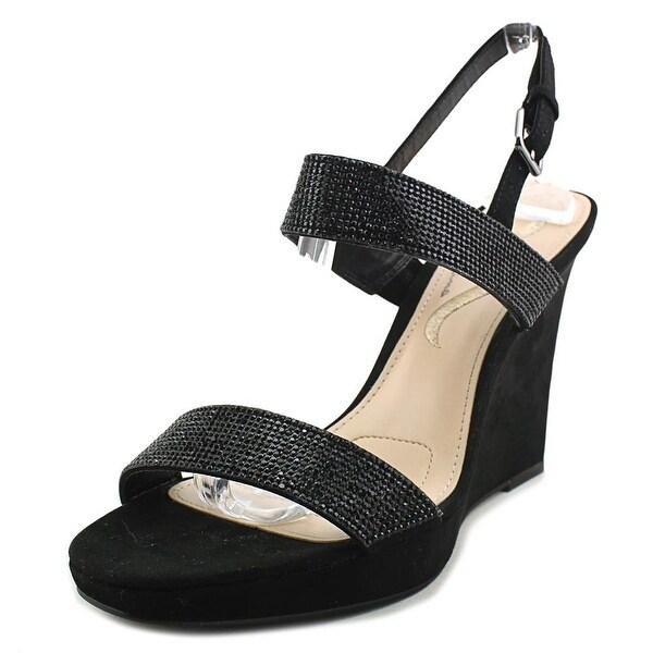 Nina Adila Black Glam Sandals