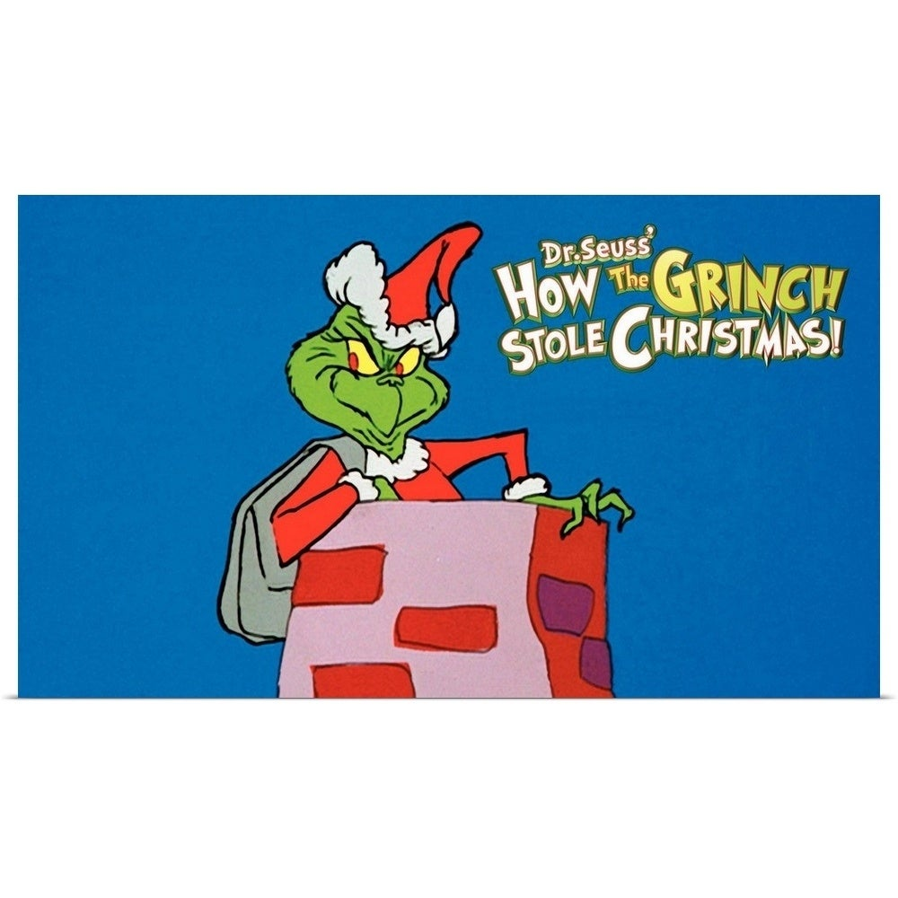 How The Grinch Stole Christmas 1966 Characters.How The Grinch Stole Christmas 1966 Multi Color