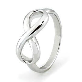 Sterling Silver Infinity Ring (Option: 5)|https://ak1.ostkcdn.com/images/products/is/images/direct/a9501c289e0501876b59a7b45775e935e76240aa/Sterling-Silver-Infinity-Ring.jpg?impolicy=medium