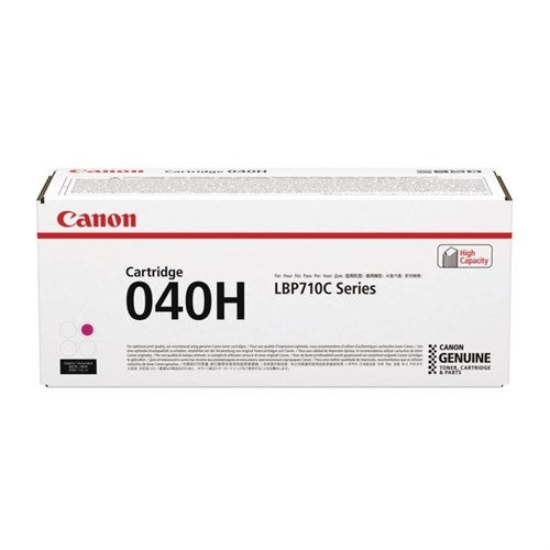 """CRG 040 High Capacity Cartridge - Magenta High Capacity Cartridge"""