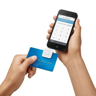 Square Credit Card Reader for iPhone, iPad and Android 8085036