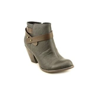Fergalicious fergie Women  Round Toe Synthetic  Ankle Boot