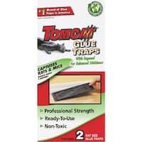 Tomcat 2Pk Rat Glue Trap