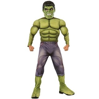 Rubies Avengers 2 Deluxe Hulk Child Costume - Green