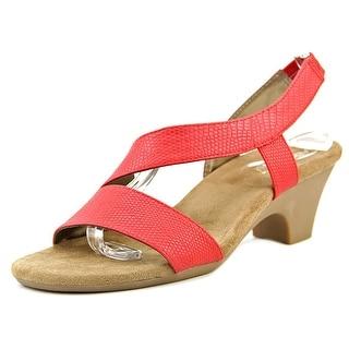 Aerosoles Brasserie Open Toe Synthetic Sandals