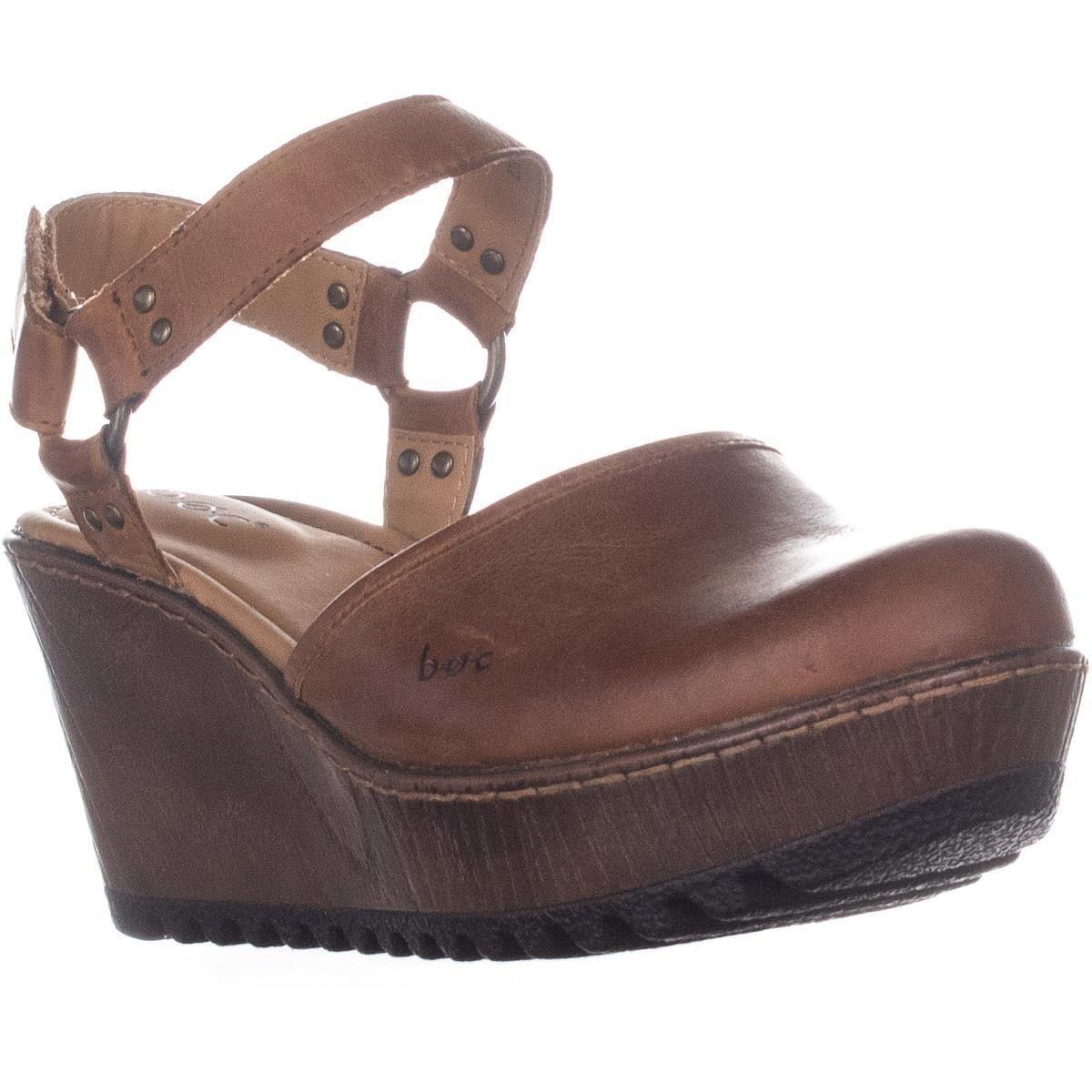 640faade0d1f Shop B.O.C Born Rina Wedge Ankle Strap Sandals