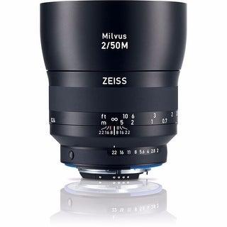 Zeiss Milvus 50mm f/2M ZF.2 Lens for Nikon