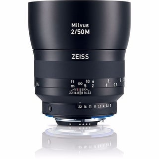 Zeiss Milvus 50mm f/2M ZF.2 Lens for Nikon
