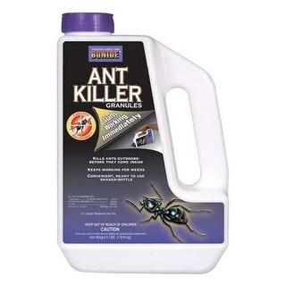 Bonide 623 Ant Killer Granules, 4 lbs
