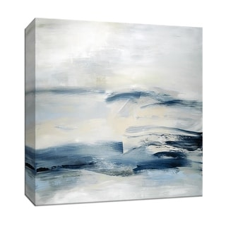 "PTM Images 9-147869  PTM Canvas Collection 12"" x 12"" - ""Adrift"" Giclee Abstract Art Print on Canvas"