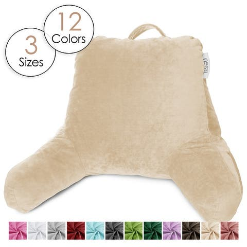 Nestl Reading Rest Pillow with Arms