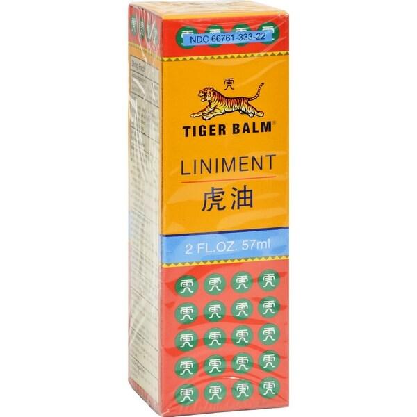 Tiger Balm Liniment - 2 fl oz, 6 Pack