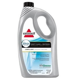 Bissell 22761 Febreze Carpet Cleaner, Deep Clean & Refresh, 32 Oz.