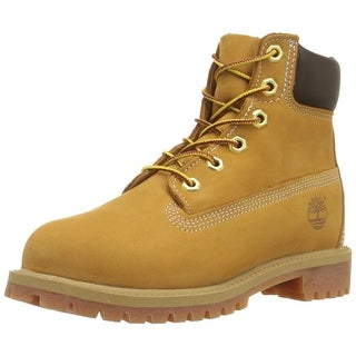 Timberland Boys TB012809713 Ankle Lace Up Combat Boots