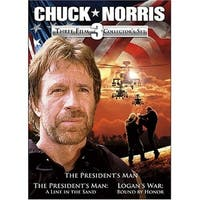 Chuck Norris - Triple Feature [DVD]