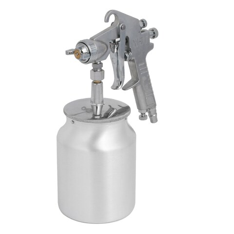 W-77S 2.5mm Dia Nozzle Spray Gun Sprayer Paint Tool