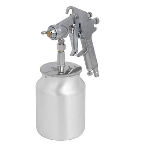 W-77S 2.5mm Dia Nozzle Spray Gun Sprayer Paint Tool