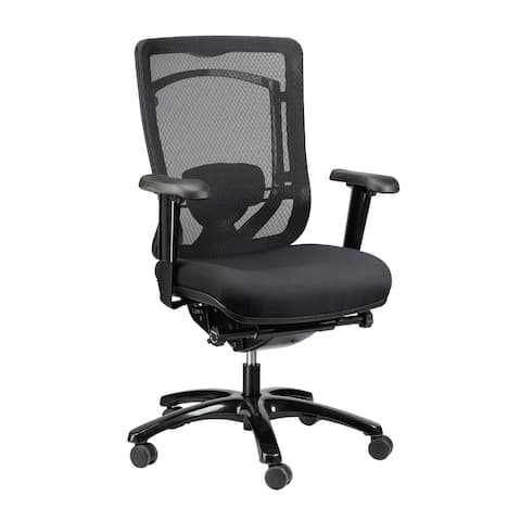 Eurotech Seating Monterey Ergonomic Swivel Task Chair