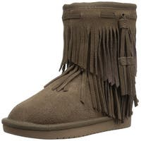 Koolaburra by UGG Girls' Cable Fashion Boot