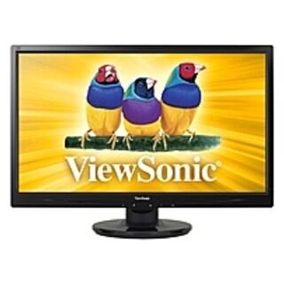 "Viewsonic VA2446m-LED 24"" LED LCD Monitor - 16:9 - 5 ms - (Refurbished)"