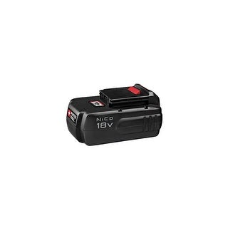 Replacement Battery For PC1801D Power Tools - PC18B (3000mAh, 18V, NiCD)