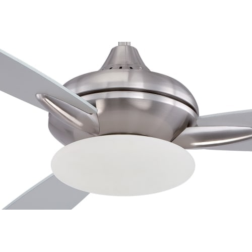 """Craftmade LO52 Loris 52"""" 3 Blade Ceiling Fan - Blades and Light Kit Included"""