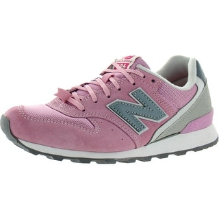 Link to New Balance Women's WR99 Faux Suede EVA Athletic Running Sneakers Shoe - Pink/Gray Similar Items in Women's Shoes