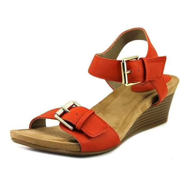 Shop Giani Bernini Bryana Damens Damens Bryana Open Toe Synthetic Wedge Sandale ... 87ce18