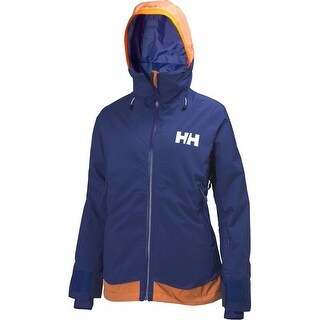 Helly Hansen Jacket Womens Louise Insulated Outerwear Windproof 62569