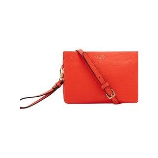 Vince Camuto Womens Cami Crossbody Handbag Leather Pebbled - small