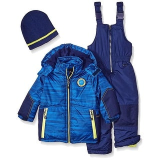 iXtreme Boys 4-7 Zip 2-Piece Snowsuit