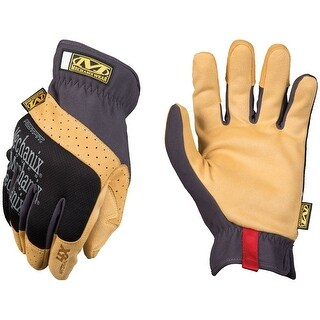 Mechanix Wear MF4X-75-011 Material4X FastFit Gloves, X-Large