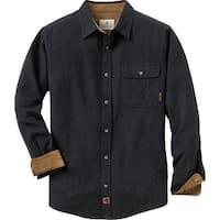 Legendary Whitetails Men's Solid Buck Camp Flannels