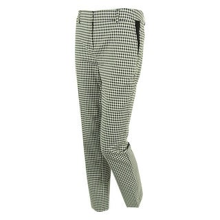 Jones New York Women's Houndstooth Claire Pants